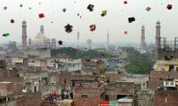 Ban on kite-flying being violated in capital