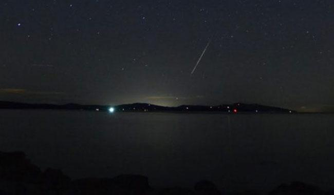 'Meteor' causes panic in Gilgit, surrounding areas