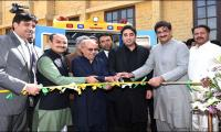 New ambulance service launched for two Sindh districts