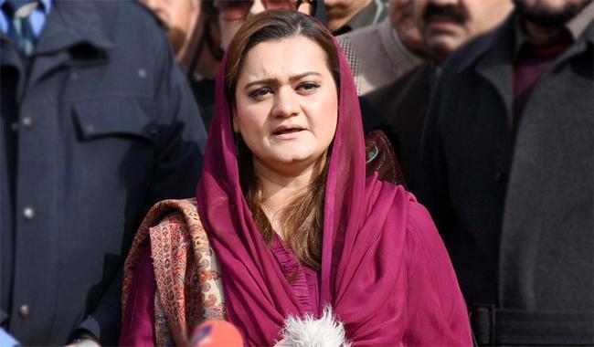 Marriyum castigates Imran for 'lies, U-turns'