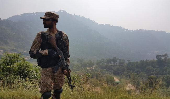Two children hurt in Indian firing at LoC