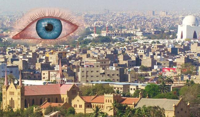 'Viral eye infections occurring frequently in city due to pollution'