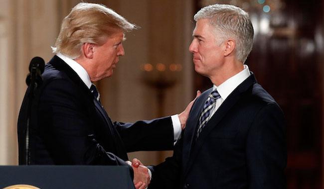 Trump's Supreme Court nominee to face US senators in marathon hearing