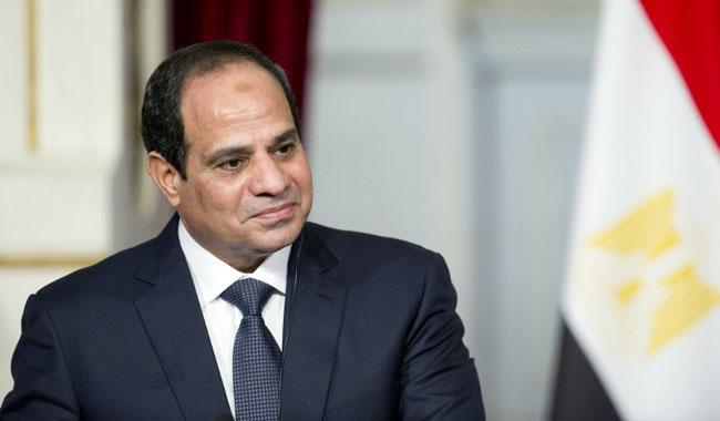 Egypt's president to visit Washington in April