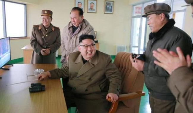 N Korea rocket test shows 'meaningful progress': South