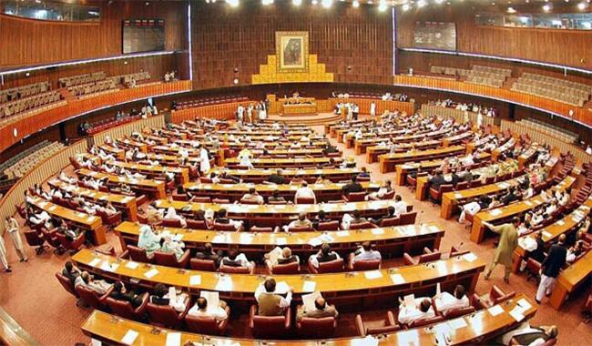 Bill tabled in NA for extension in military courts