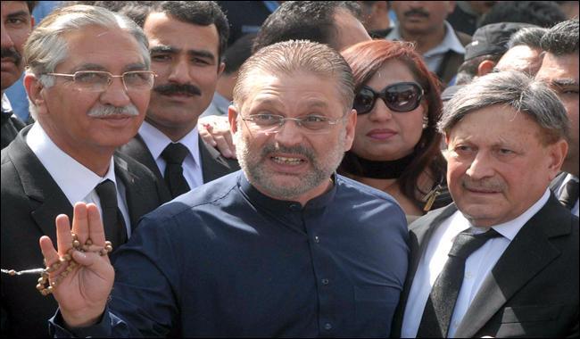 IHC grants protective bail to Sharjeel Memon