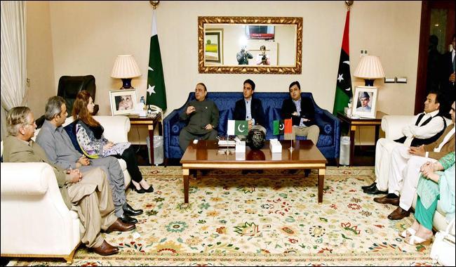 Zardari summons PPP ticket holders meetings