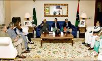 Zardari predicts success in next polls