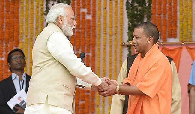 From Modi to Yogi