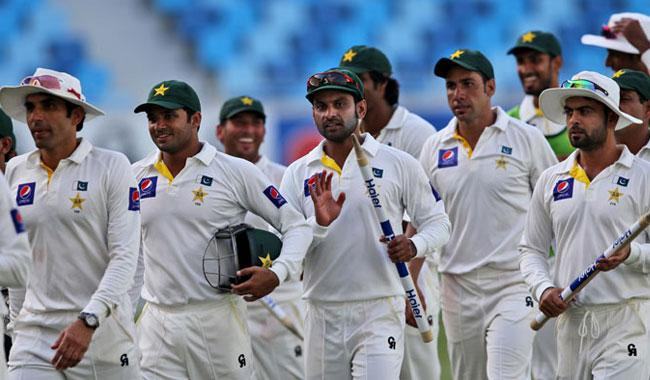 Pakistan win series against New Zealand