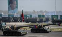 Defence forces exhibit spirit, valour to defend motherland