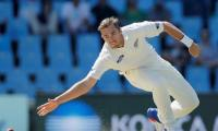 New Zealand paceman Southee ruled out of third SA Test