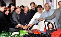 Rulers initiate projects for kickbacks: Zardari