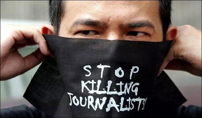 Journalists' killings: Pakistan stands sixth among 20 deadliest countries