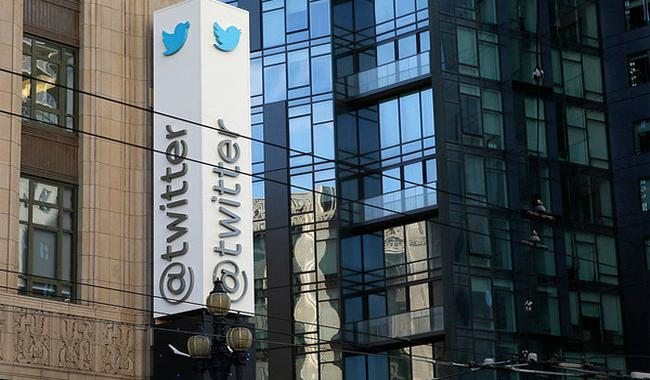 Twitter declines Pak requests for accounts removal