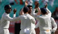 Smith ton helps Australia to 300 after Kuldeep shines on debut