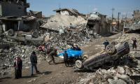 Mosul air strikes kill dozens of civilians