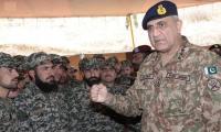 Fencing of Pak-Afghan border begins