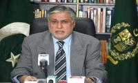 Borrowing only for development from now on, says Dar