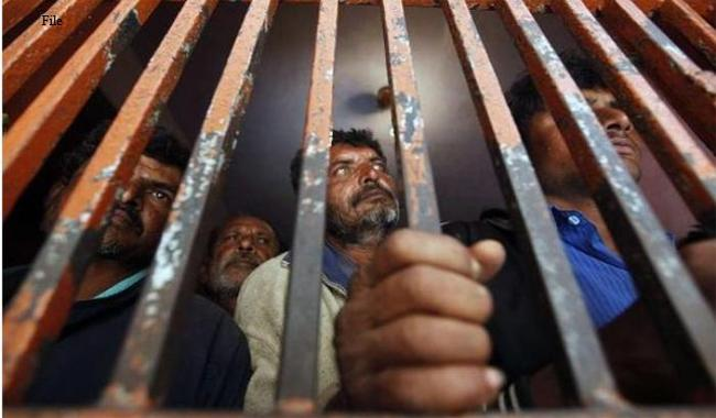 100 Indian fishermen arrested by MSA