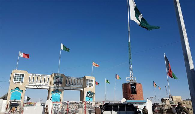 Pak-Afghan border fencing to be done in phases