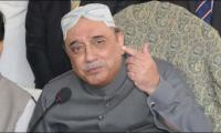 PPP to contest polls sans handcuffs this time: Zardari