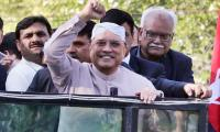 Zardari welcomes border fencing with Afghanistan