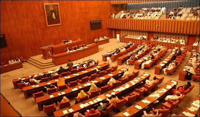 Senate also okays extension to military courts