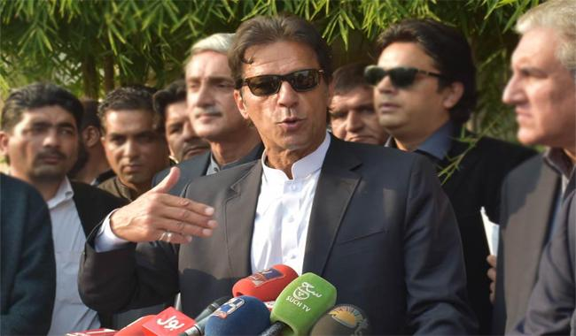 PML-N, PPP indulging in drama: Imran