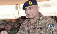 COAS in UK to hold talks with leadership