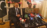 Saudi-led alliance: Raheel's appointment state decision, says DG ISPR