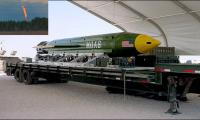US drops biggest non-nuclear bomb in Nangarhar