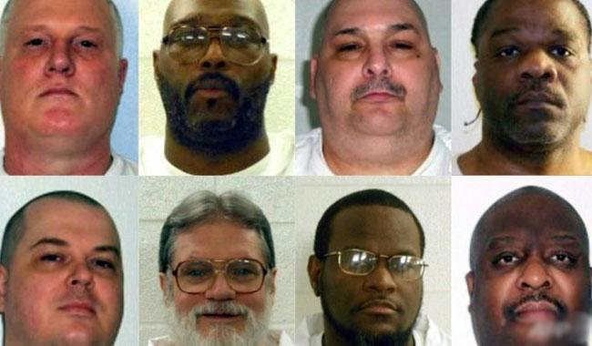 Federal judge in Arkansas blocks series of executions