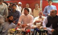 Imran says Mashal killed under conspiracy