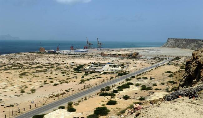 'Pakistan, China sign 40-year deal for Gwadar Port operations'