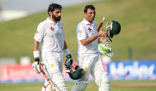 Spotlight on Misbah, Younis as Pakistan eye Test series win