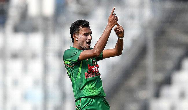 Shafiul back in Bangladesh squad for Champions Trophy