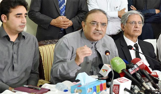 Verdict makes all happy, but Zardari