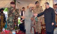 500 Baloch rebels surrender