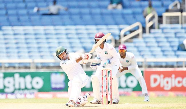 West Indies rue missed chances as Pakistan take control