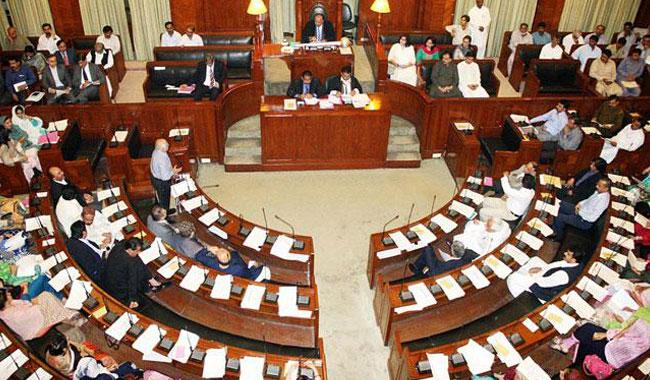 Opposition lawmakers in Sindh PA castigate lack of development spending