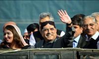 Judges have also said 'go Nawaz go': Zardari