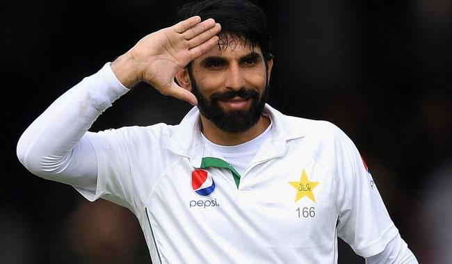 Misbah-ul-Haq climbs up in ICC rankings