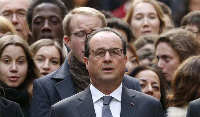France will decide EU future in May 7 vote: Hollande