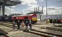 First direct London-China train completes 12,000km run
