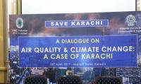 Karachi has 'no mechanism to monitor air quality'