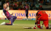 Supergiant hand RCB a royal thrashing