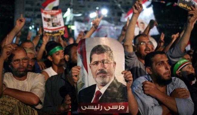 Egypt issues new life sentence against Muslim Brotherhood leader