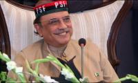 Nawaz furthering US mindset in region: Zardari